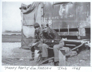 85th-FS-Clarence-E.-Paff-and-James-Phelan-in-Italy-1945.-Malcolm-McNall-collection-via-Mike-McNall
