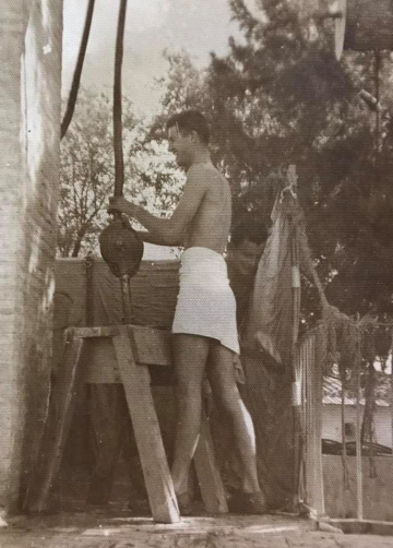 86th-FS-Charles-H.-Kehr-showering-at-Foggia-3-Italy.-John-McNeal-collection-via-the-McNeal-Family