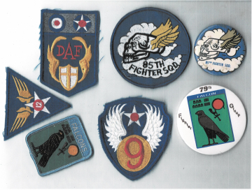 Patches-from-reunions.-Fred-Brox-collection-via-son-Fred-Brox