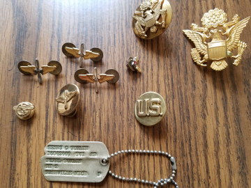 Pins-and-dogtags.-85th-FS-Henry-O.-Tomlin-collection-via-Jeanette-Tomlin