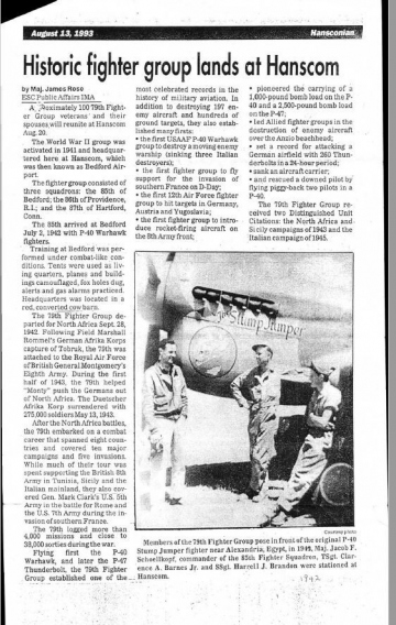 79th-FG-1993-Bedford-MA-reunion-article-in-Hansconian.-Robert-Kelley-collection-via-Pat-Kelley