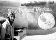 85th-FS-Carl-Stewart-by-his-P-40-named-West-By-God-Virginia.-Robert-Duffield-photo-via-Carl-Molesworth-collection