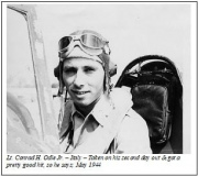 85th-FS-Conrad-Odle-in-cockpit-of-P-47-Italy-1944.-Conrad-Odle-collection-via-Tom-Odle