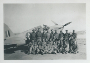 85th-FS-Engineering-Section-in-front-of-P-40-at-LG-174-Egypt-Dec.-1942.-Henry-O.-Tomlin-collection-via-Jeanette-Tomlin