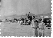 85th-FS-James-Connors-collection-via-John-Connors-P-47s-possibly-on-Corsica