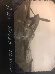 85th-FS-P-40-after-mission-with-damage.-Michael-Calomino-collection-via-son-Michael-Calomino