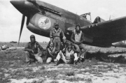 85th-FS-William-Ryburns-P-40-named-The-Tennessean-X33.-William-Ryburn-collection-via-Corey-Spann-1