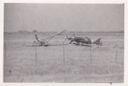 85th-FS-at-Catania-airfield-Sicily-Aug.-1943-with-2-Italian-MC-202s.-Robert-Kelley-collection-via-Peter-Kelley