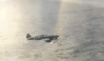 85th-FS-pilot-Milton-L.-Clark-in-his-P-40-X27.-Samuel-L.-Say-collection-via-family