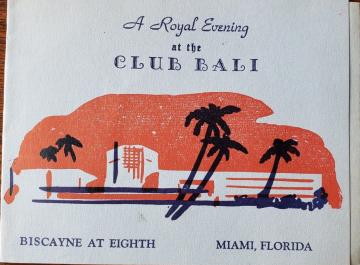 Club-Bali-Miami-card.-Samuel-L.-Say-collection-via-family