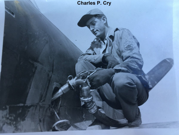 87th-FS-Charles-P.-Cry-refueling-plane.-Charles-Cry-collection-via-Randy-Cry