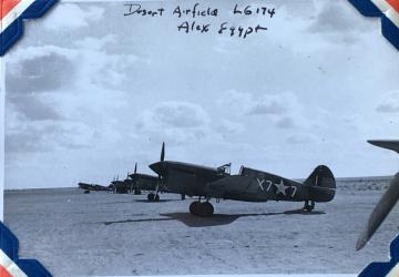 87th-FS-P-40Fs-at-LG174-Alexandria-Egypt.-Charles-Grogan-collection-via-Steve-Grogan