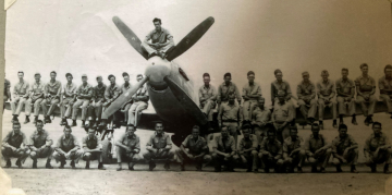 86th-FS-Horace-W.-Cumberland-China-1945-P-51-group-photo1.-Horace-Cumberland-collection-via-Claudia-Beckley
