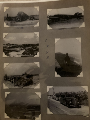 86th-FS-Horace-W.-Cumberland-photo-album-1943-pg2-via-Claudie-BEckley