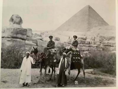 86th-FS-Robert-Allard-Cairo-December-1942.-Robert-Allard-photo-via-Forrest-Allard