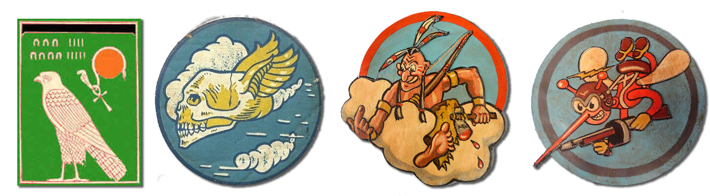 79th Fighter Group Logo